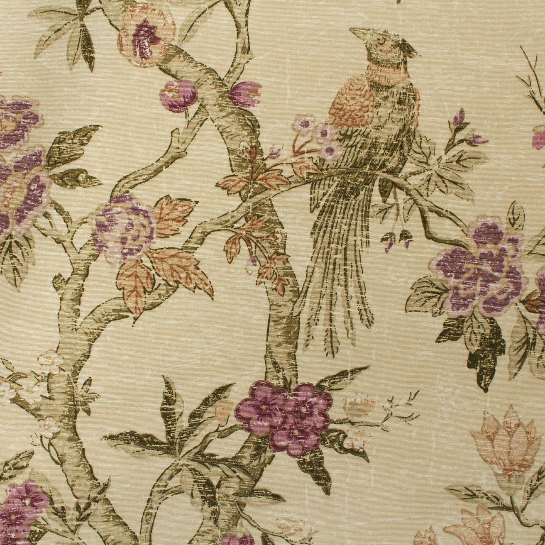 Harlequin Designer Cotton Jute Floral Heavy Prints Curtain