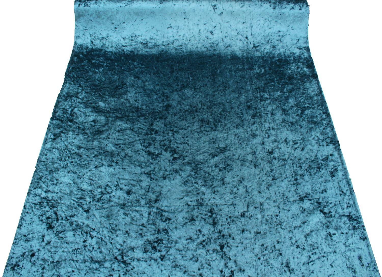 Luxury Fire Retardant Plush Soft Crushed Velvet Glitz Fabric