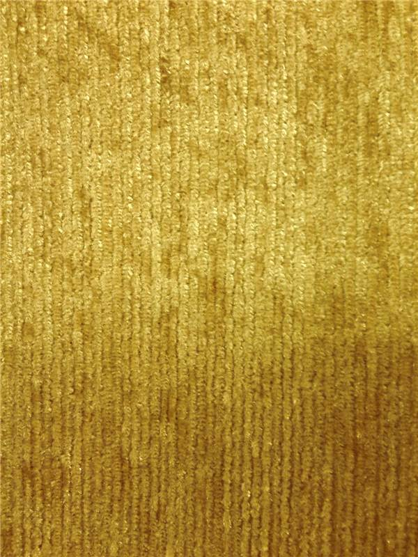 SOFT PLAIN SOLID COLOURED CHENILLE CURTAIN CUSHION MID WEIGHT - Chenille upholstery fabric