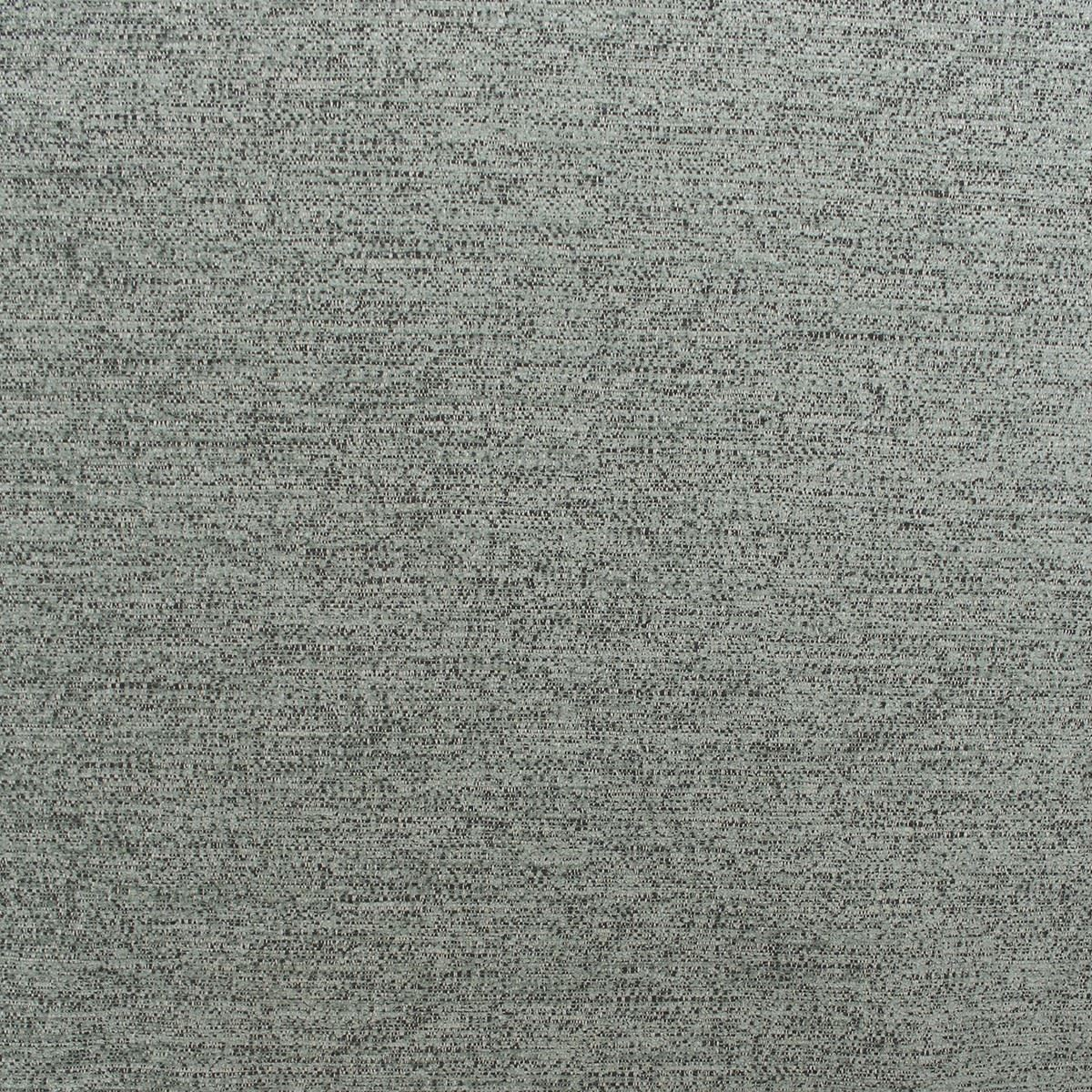 Amalia Semi Plain Slubbed Velvet Chenille Turquoise Melange FR Upholstery Fabric