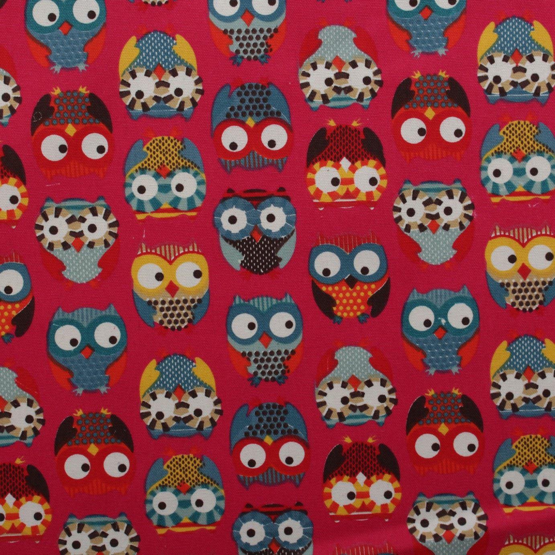 thumbnail 12 - 100% Heavy Cotton Panama Printed Childrens Curtain Cushion Upholstery Fabric