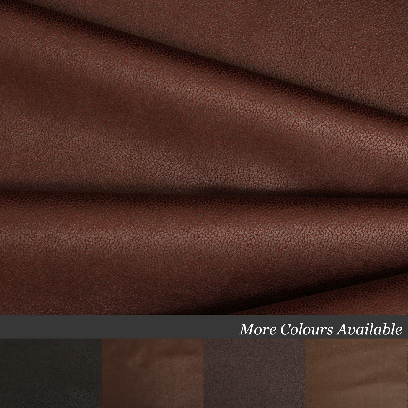 Suede Upholstery Fabric >> Distressed Animal Buffalo Faux Suede Leather Fire Retardant