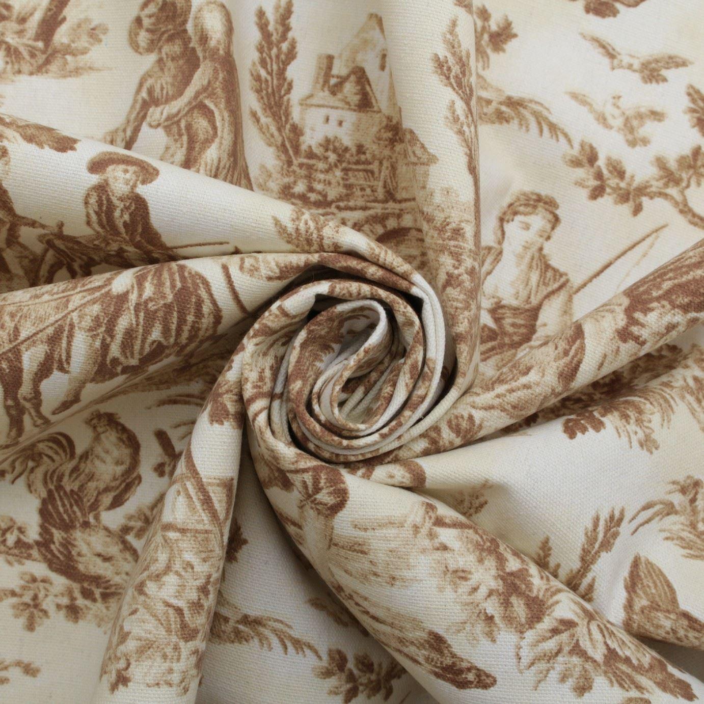 thumbnail 33 - 100% Heavy Cotton Panama Printed Childrens Curtain Cushion Upholstery Fabric