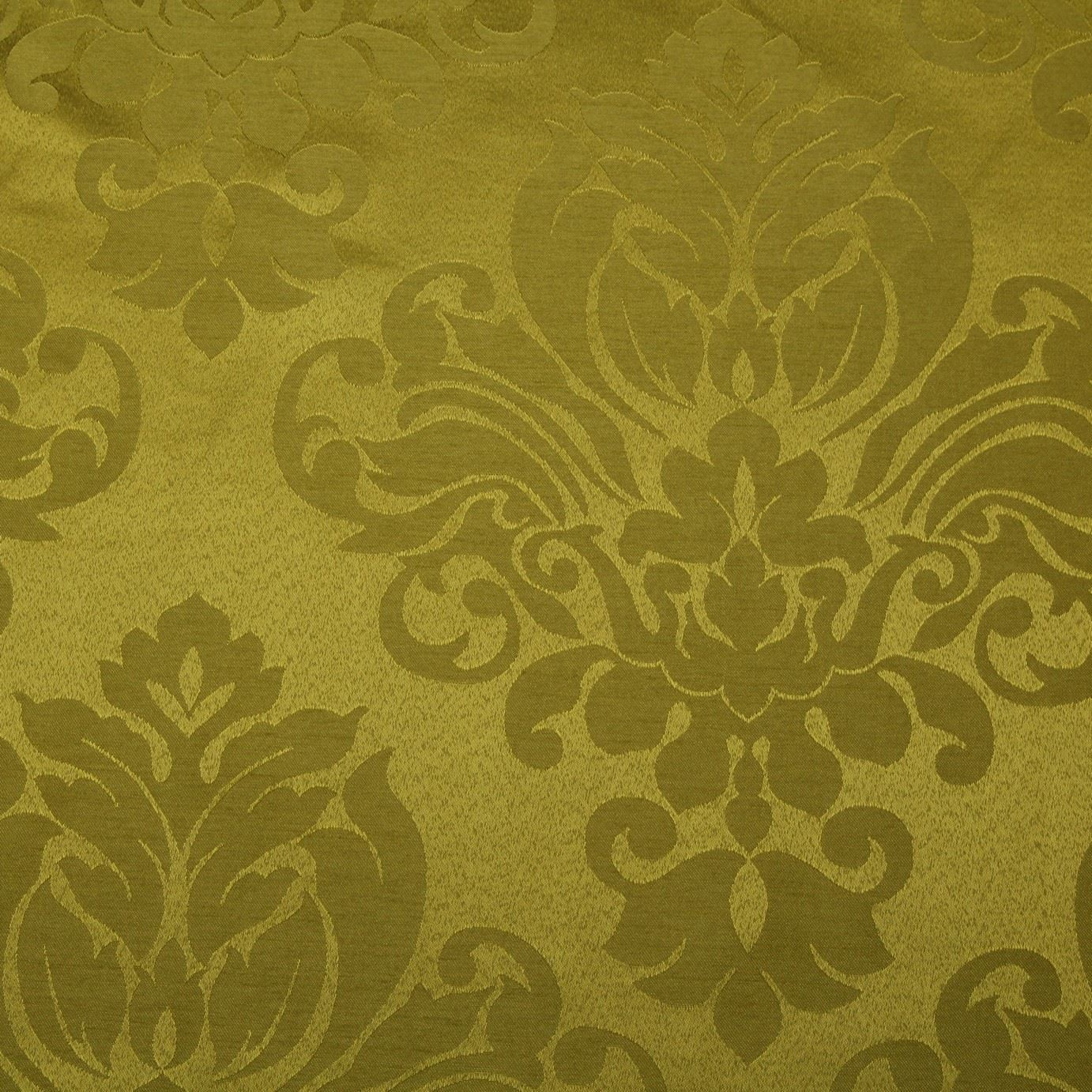 FLORAL-DAMASK-FAUX-SILK-JACQUARD-CURTAIN-UPHOLSTERY-FABRIC-MATERIAL-12-COLOURS thumbnail 15