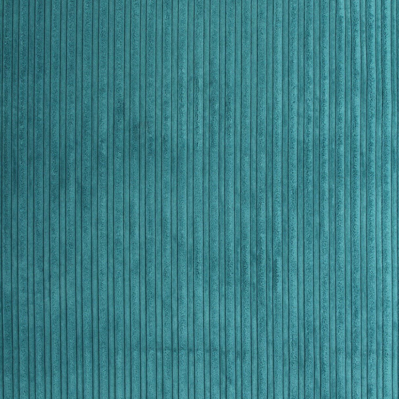 Luxury Soft Velvet High Low Jumbo Cord Upholstery Sofa