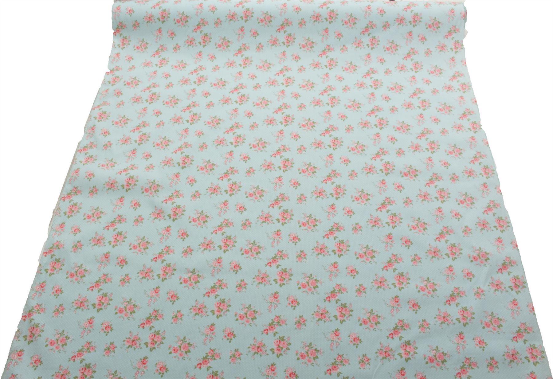 thumbnail 51 - 100% Heavy Cotton Panama Printed Childrens Curtain Cushion Upholstery Fabric
