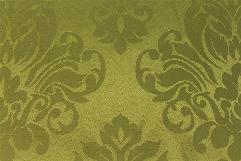 FLORAL-DAMASK-FAUX-SILK-JACQUARD-CURTAIN-UPHOLSTERY-FABRIC-MATERIAL-12-COLOURS thumbnail 28