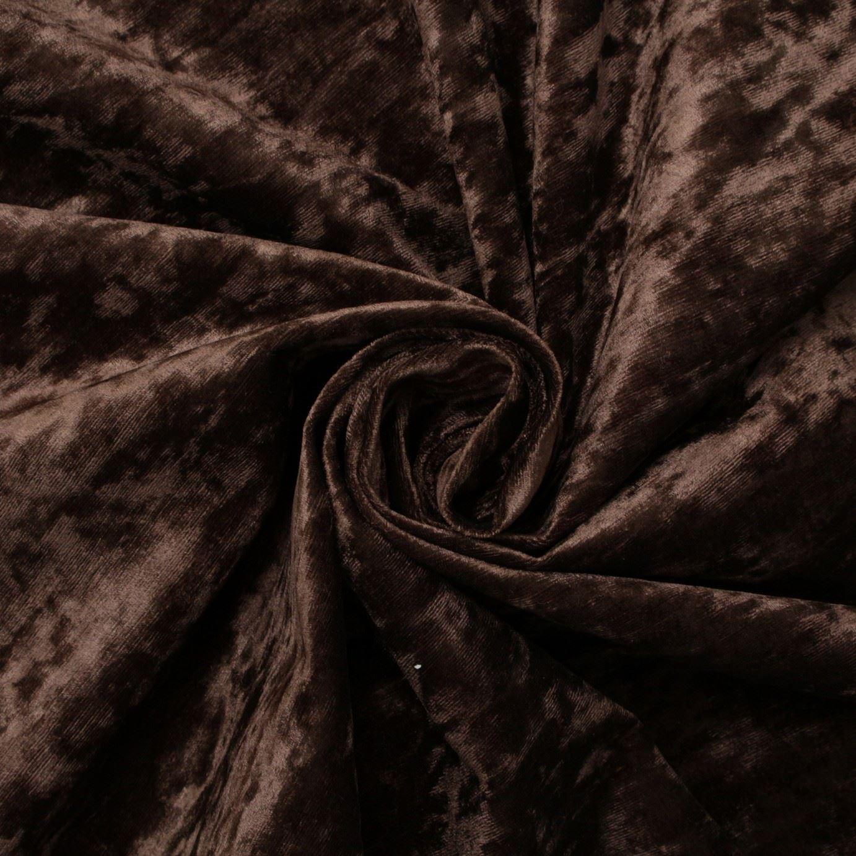 thumbnail 29 - Marble Velour Crushed Velvet Plush Soft Furnishing Curtain Cushion Fabric