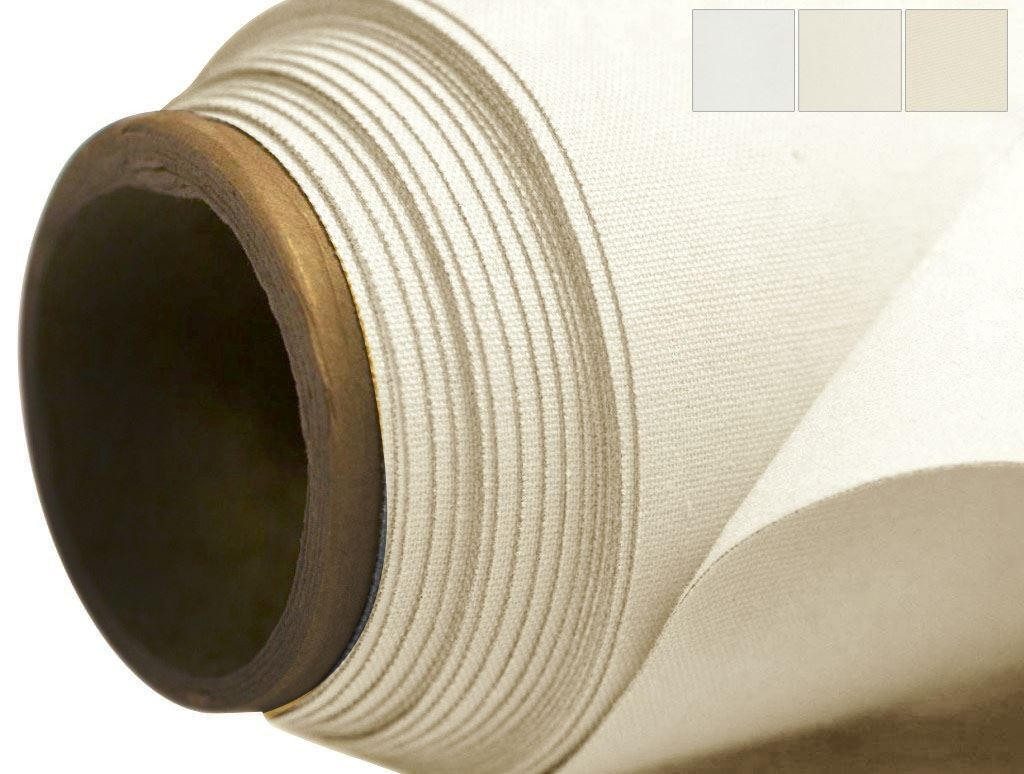 Thermal curtain liner - 3pass Reversible Blackout Thermal Cotton Blind Curtain Lining