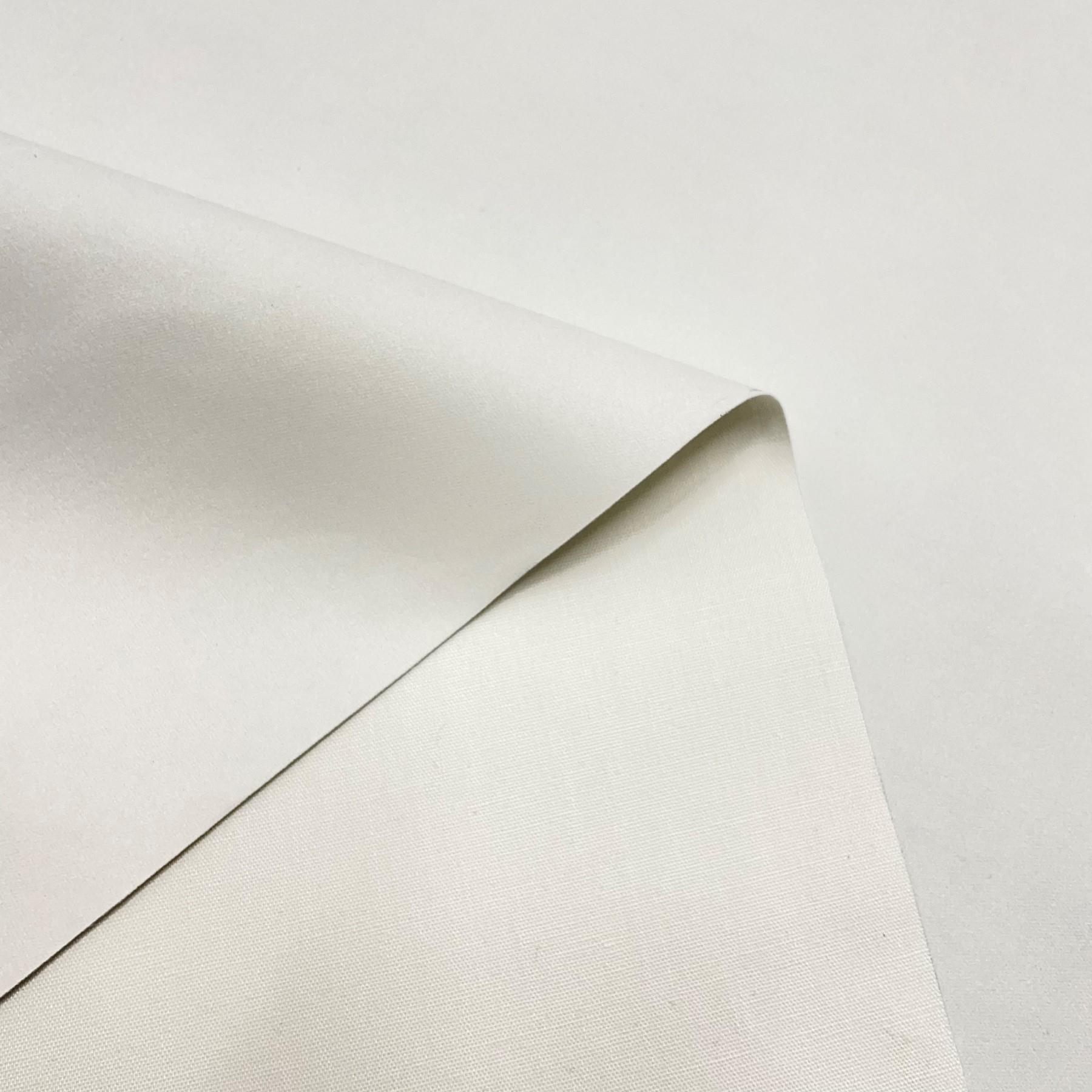 thumbnail 4 - COTTON THERMAL CURTAIN BLIND LINING 3PASS BLACKOUT REVERSIBLE FABRIC MATERIAL