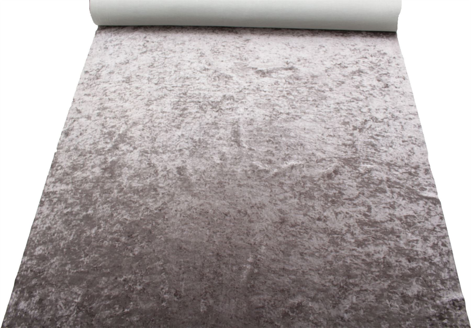 thumbnail 42 - Marble Velour Crushed Velvet Plush Soft Furnishing Curtain Cushion Fabric