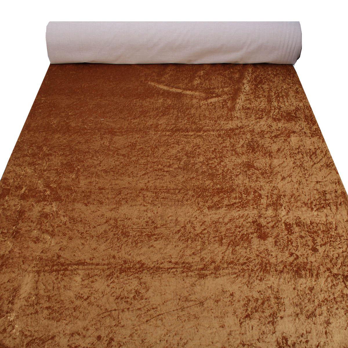 thumbnail 25 - Marble Velour Crushed Velvet Plush Soft Furnishing Curtain Cushion Fabric