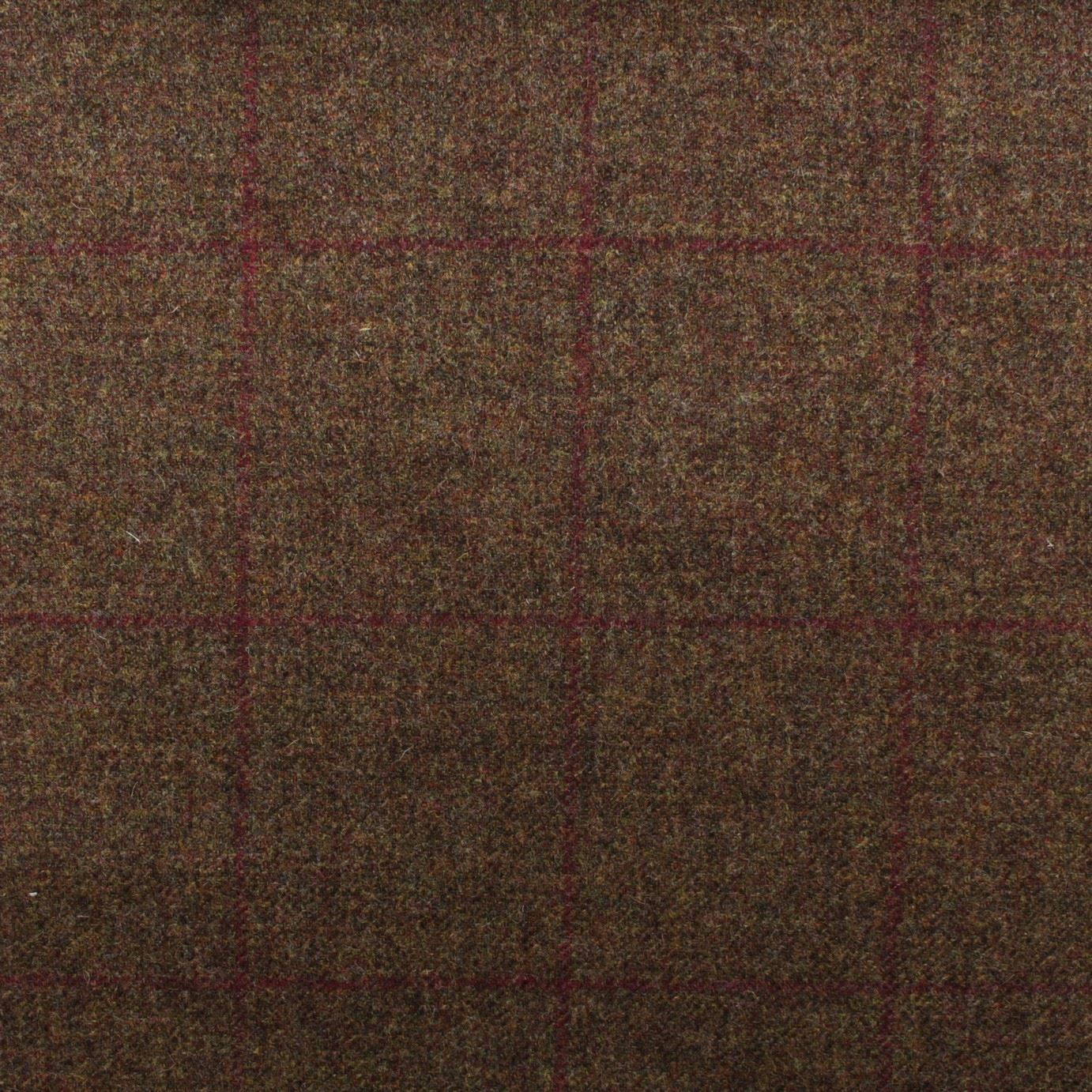 100% Pure Scotish Upholstery Wool Woven Tartan Check Plaid Curtain ...