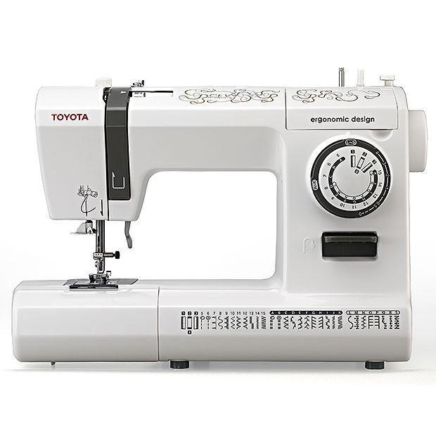 TOYOTA C. E. V 34 Punto Sin Brazo Confección Máquina de coser + ...