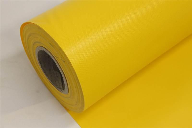 Lightweight Uv Resistant Vinyl Sheeting Pvc Taupaulin Soft
