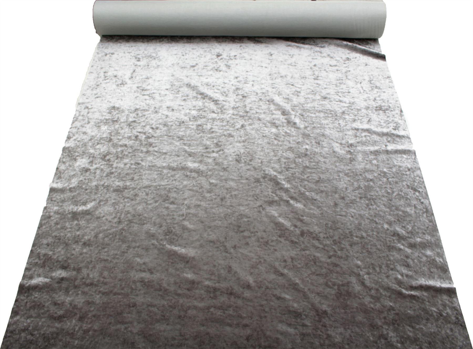 thumbnail 50 - Marble Velour Crushed Velvet Plush Soft Furnishing Curtain Cushion Fabric