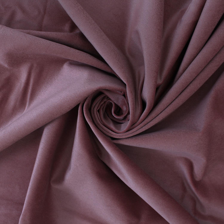 Boutique Velour Dusty Pink Velvet Vintage Style Upholstery