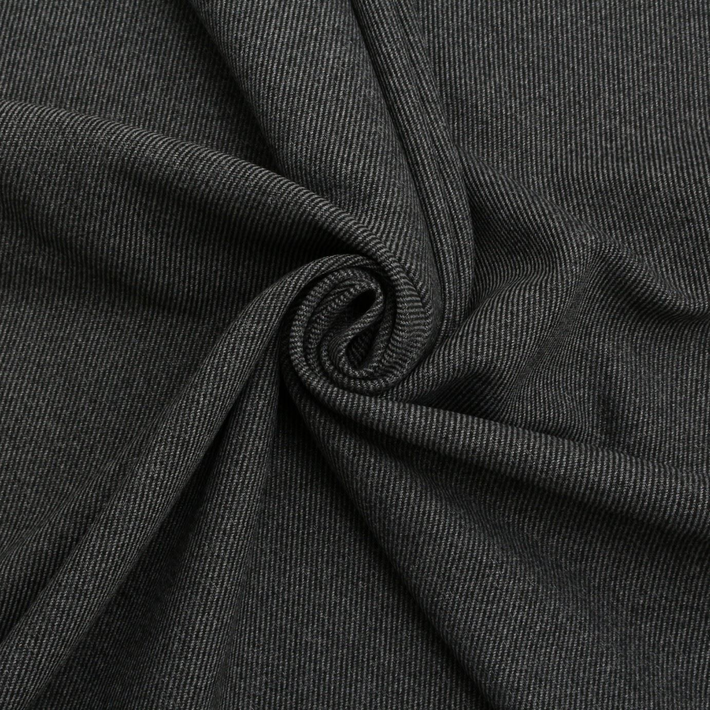 thumbnail 3 - TRADITIONAL TWILL WEAVE SOFT PLAIN FURNISHING COTTON FAUX WOOL UPHOLSTERY FABRIC