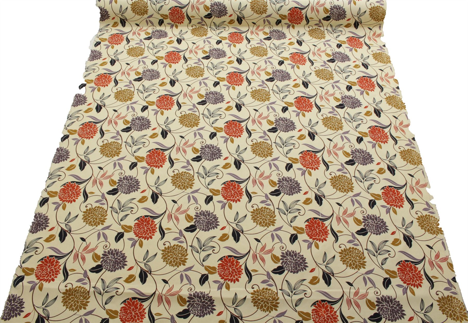 thumbnail 43 - 100% Heavy Cotton Panama Printed Childrens Curtain Cushion Upholstery Fabric