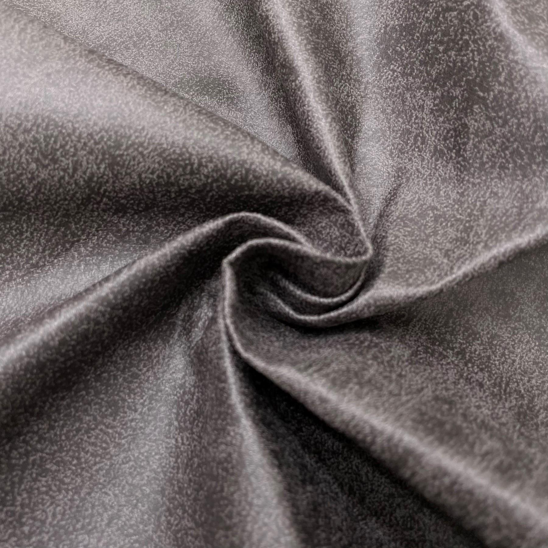 thumbnail 41 - AGED BROWN DISTRESSED ANTIQUED SUEDE FAUX LEATHER LEATHERETTE UPHOLSTERY FABRIC