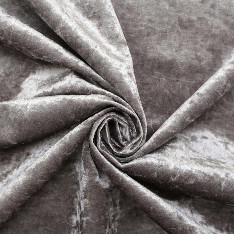 thumbnail 49 - Marble Velour Crushed Velvet Plush Soft Furnishing Curtain Cushion Fabric
