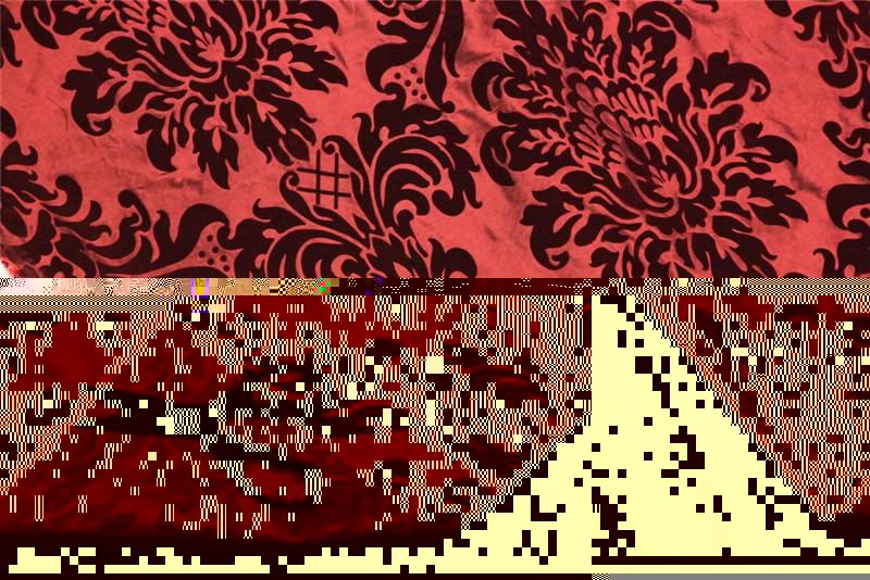 Victoria-Floral-Tafetan-Damasco-Terciopelo-Conjunto-Tapiceria-Cortinas-Tejido miniatura 16