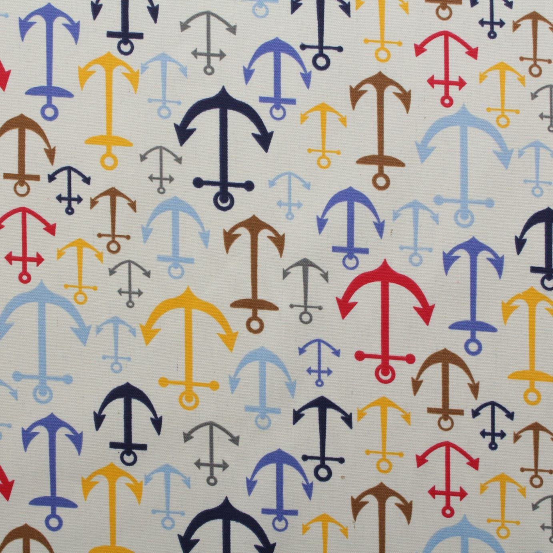 thumbnail 17 - 100% Heavy Cotton Panama Printed Childrens Curtain Cushion Upholstery Fabric