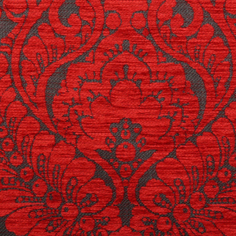 Heavy Weight Velvet Chenille Floral Damask Dfs Sofa