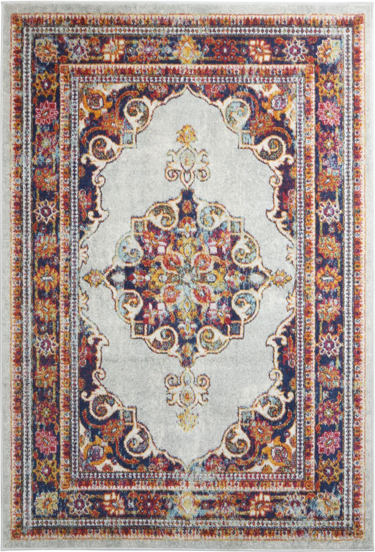 Large-Quality-Traditional-Area-Rug-Assorted-Persian-Floral-Designs-Carpet-Runner thumbnail 87