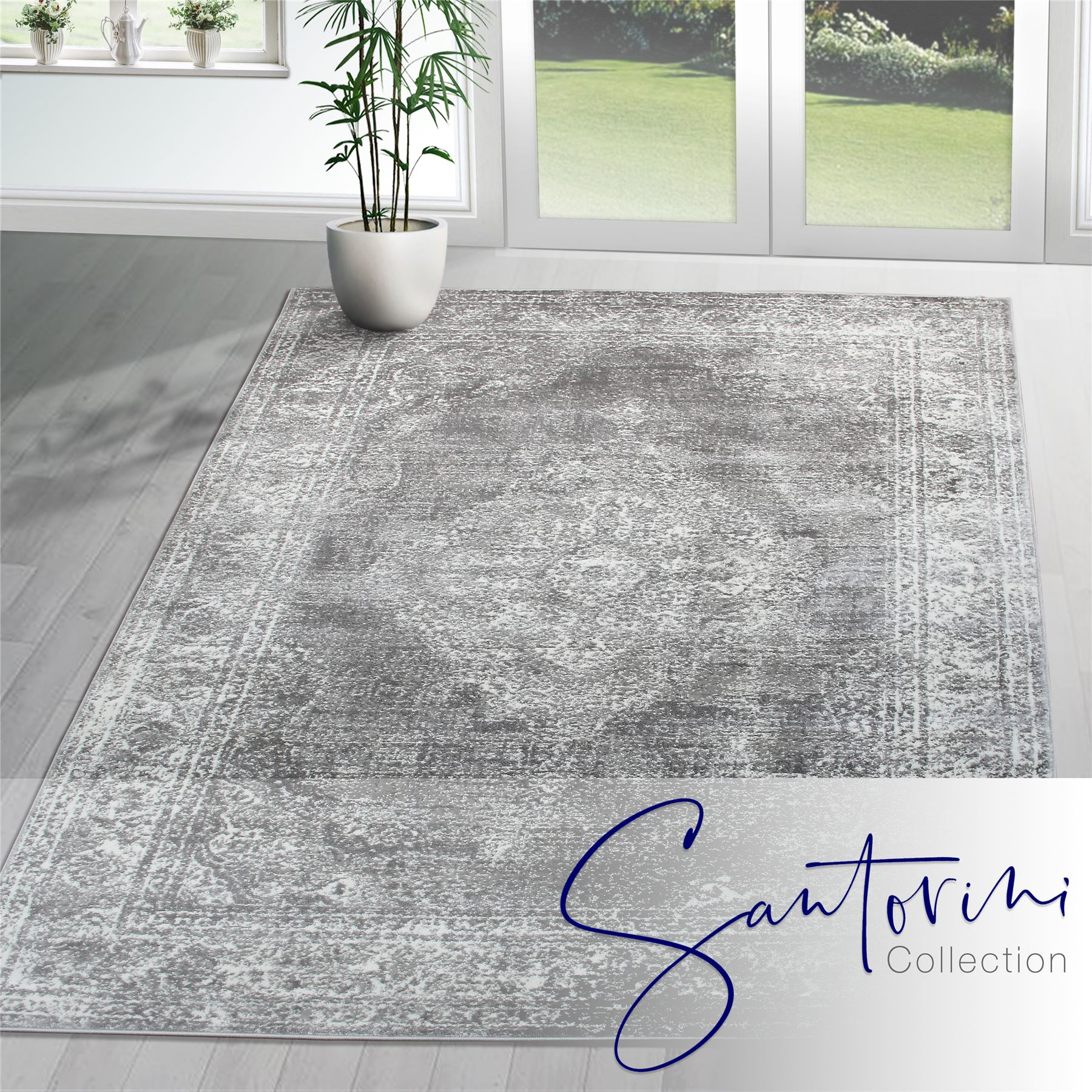 Details About A2z Rug Oriental Medallion Living Room Floor Area Carpets Classic Modern Rugs