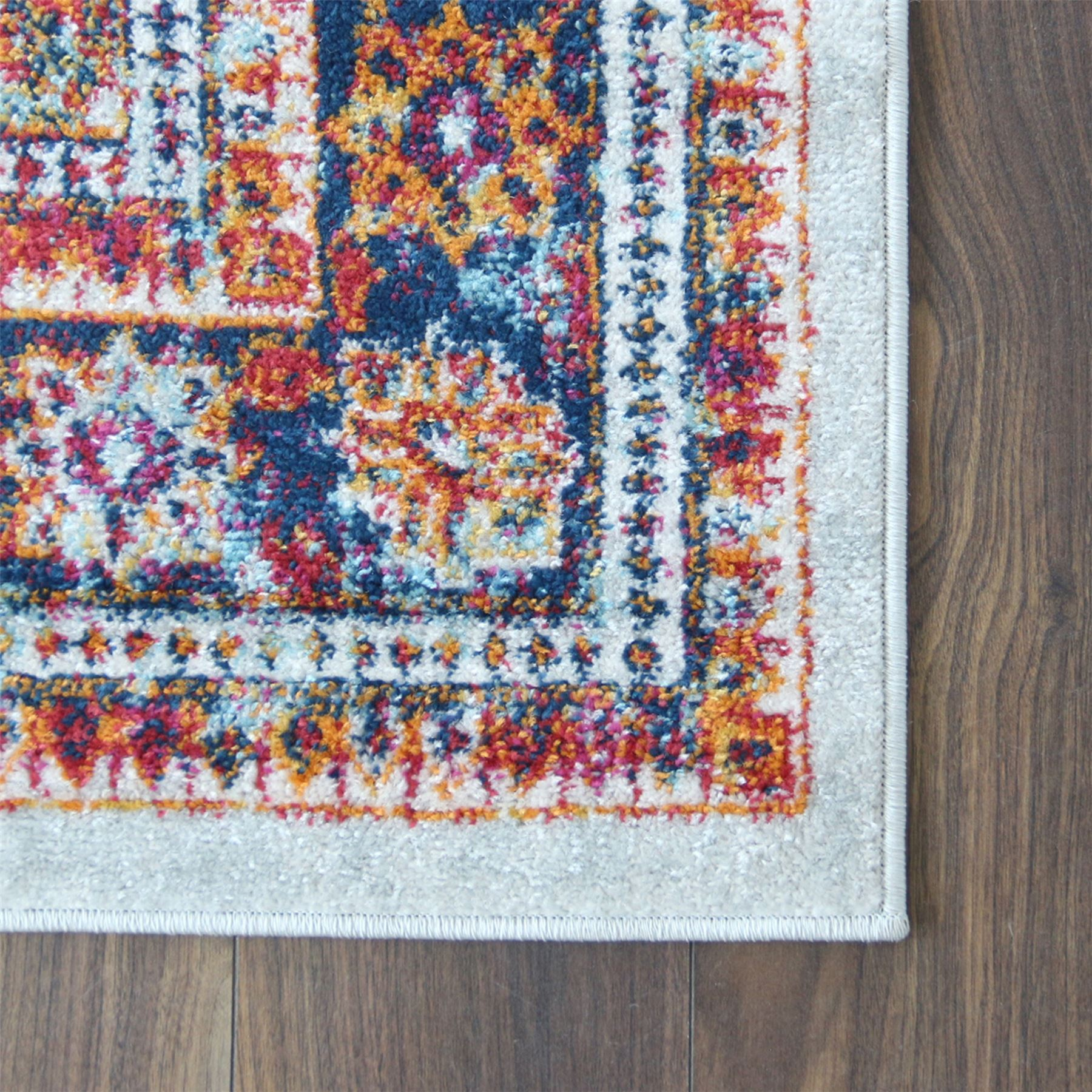 Large-Quality-Traditional-Area-Rug-Assorted-Persian-Floral-Designs-Carpet-Runner thumbnail 88
