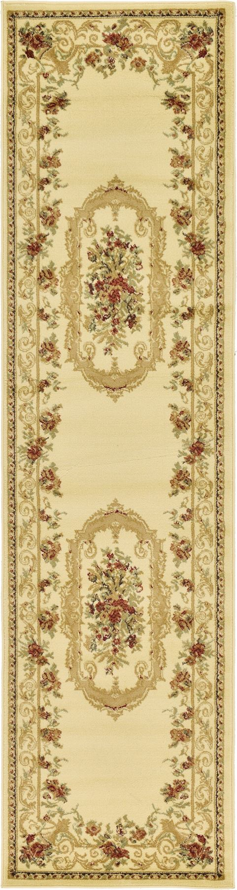 Oriental-Large-Area-Rug-Square-Traditional-Country-Round-Carpet-Medallion-Small thumbnail 22
