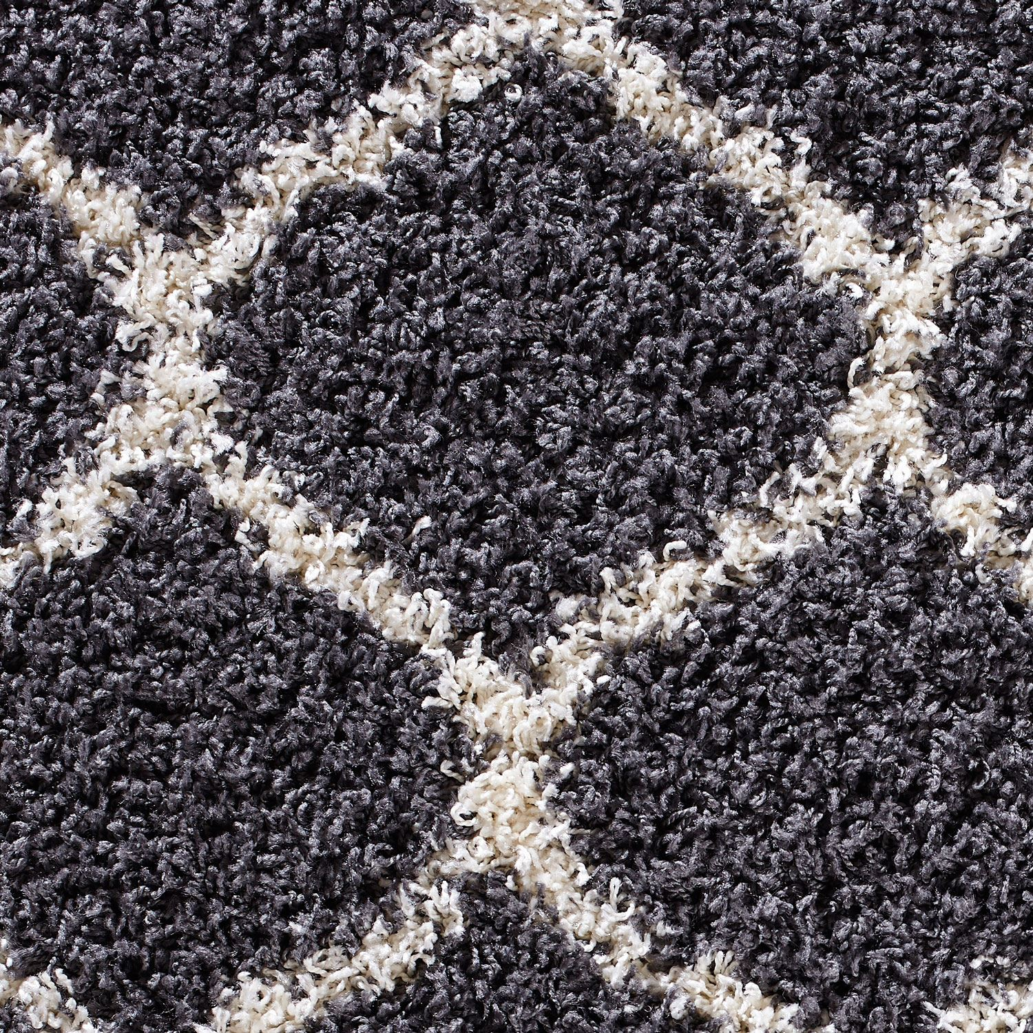 Dense-Pile-Trellis-Bedroom-Carpets-Thick-Shaggy-Rugs-Modern-Coloured-Pattern-Mat thumbnail 10