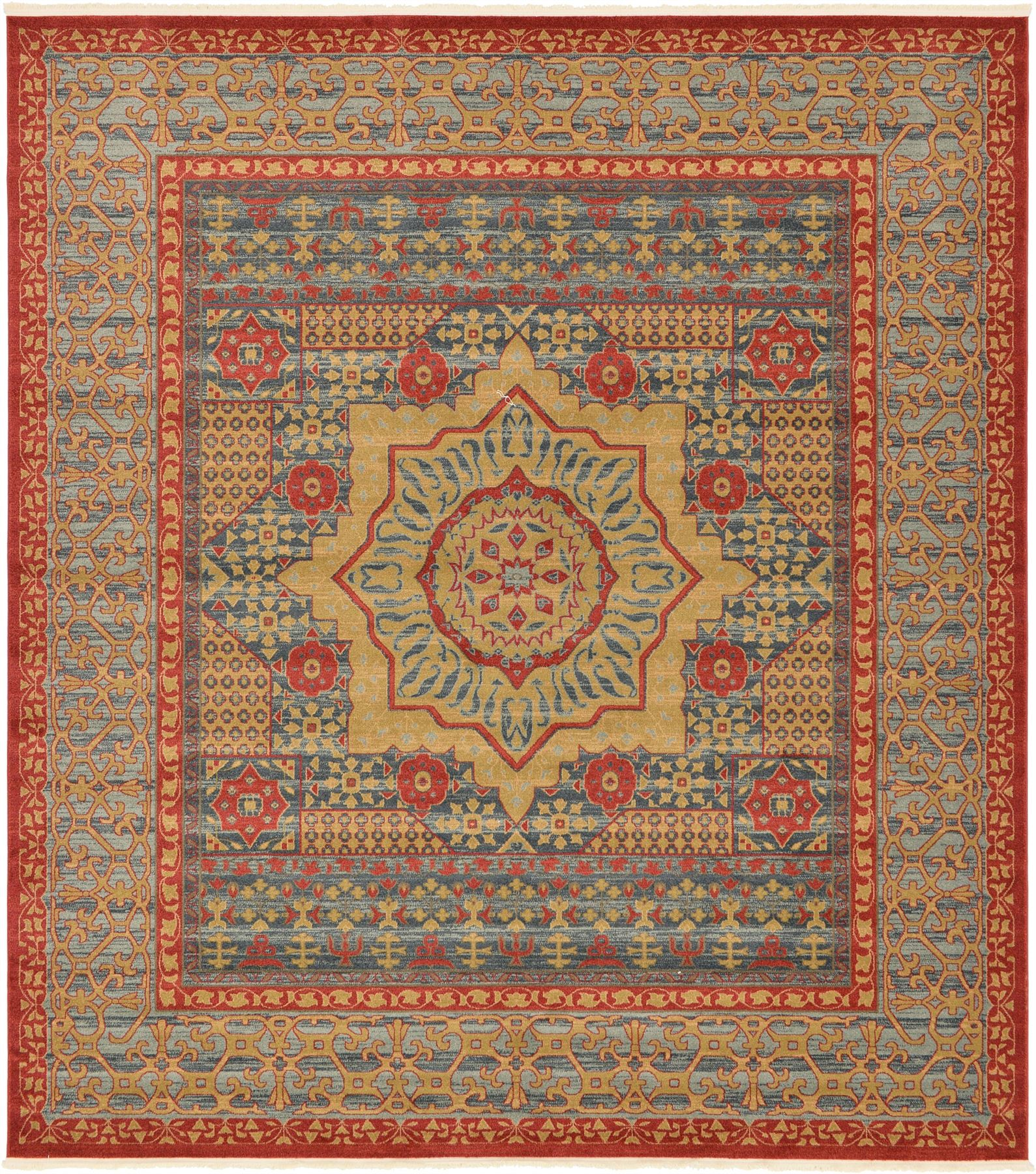 Traditional persian design area rug oriental carpet palace for Traditional carpet designs