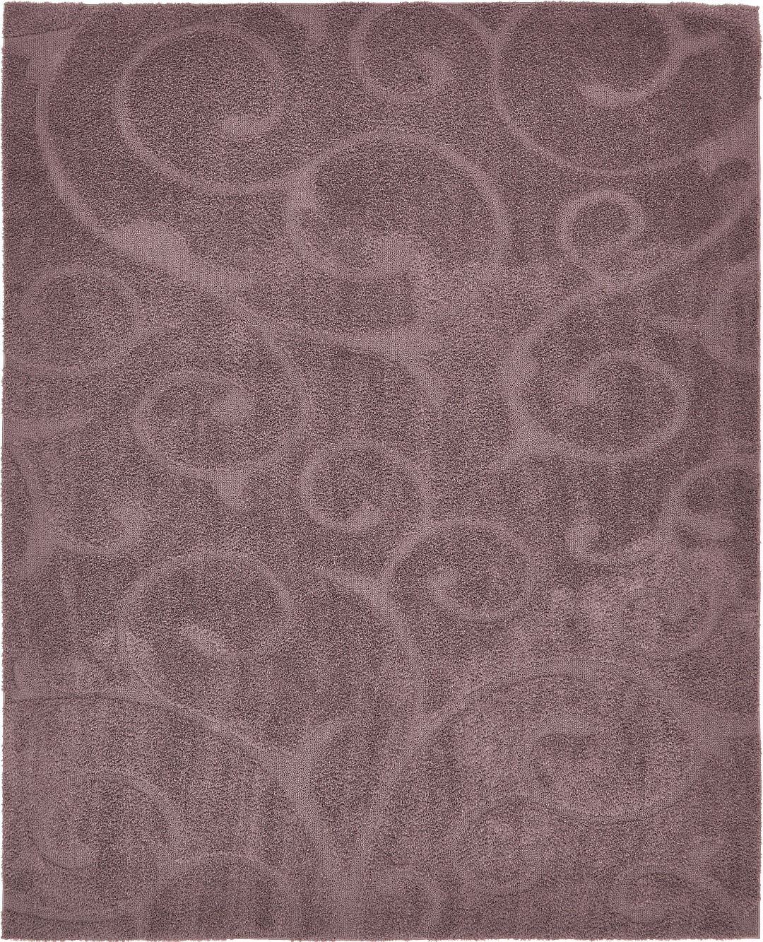 Shaggy Wool Rugs: Modern Area Rug Shaggy Small Carved Carpet Plush Style