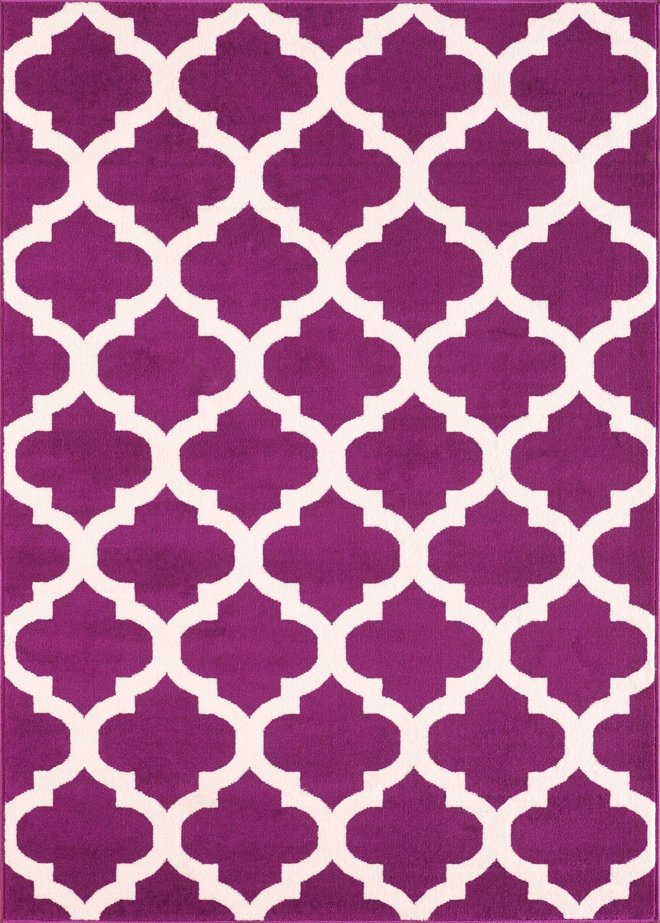 Nero-Rosso-Argento-Bianco-Viola-Moderno-Area-Tappeto-Traliccio-DESIGN-CUCINA-outdoorrug miniatura 9