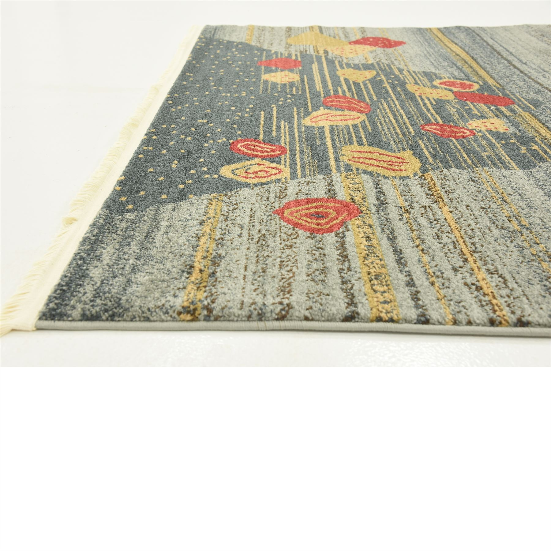 Modern Looking Rug: Modern Kids Design Gabbeh Area Rug Contemporary Style