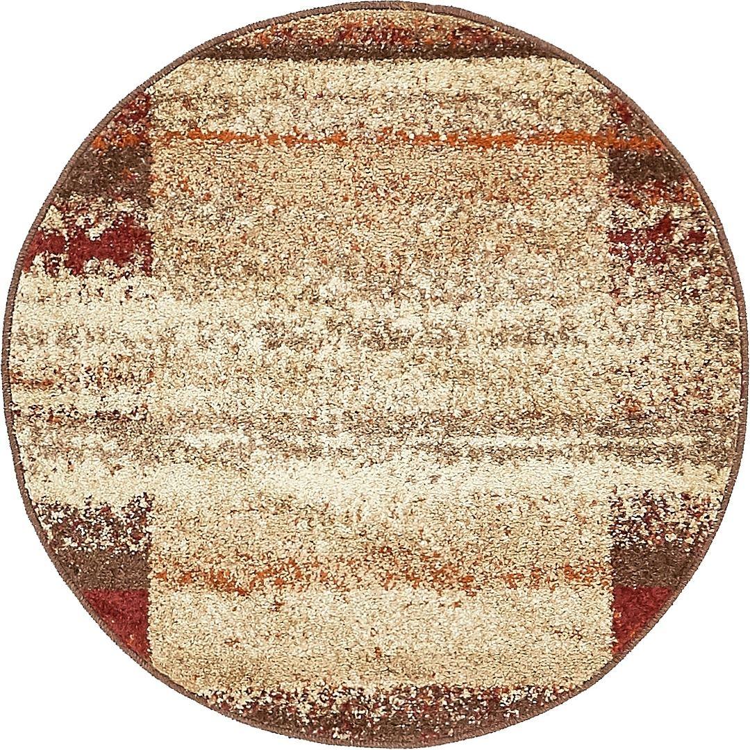 Modern Nature Rug: Modern Contemporary Natural Carved Soft Area Floor Rug