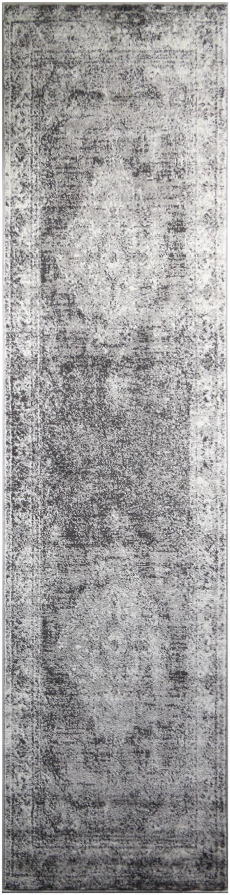Large-Grey-Living-Room-Rugs-Medallion-Design-New-Classic-Modern-Hallway-Runners thumbnail 16