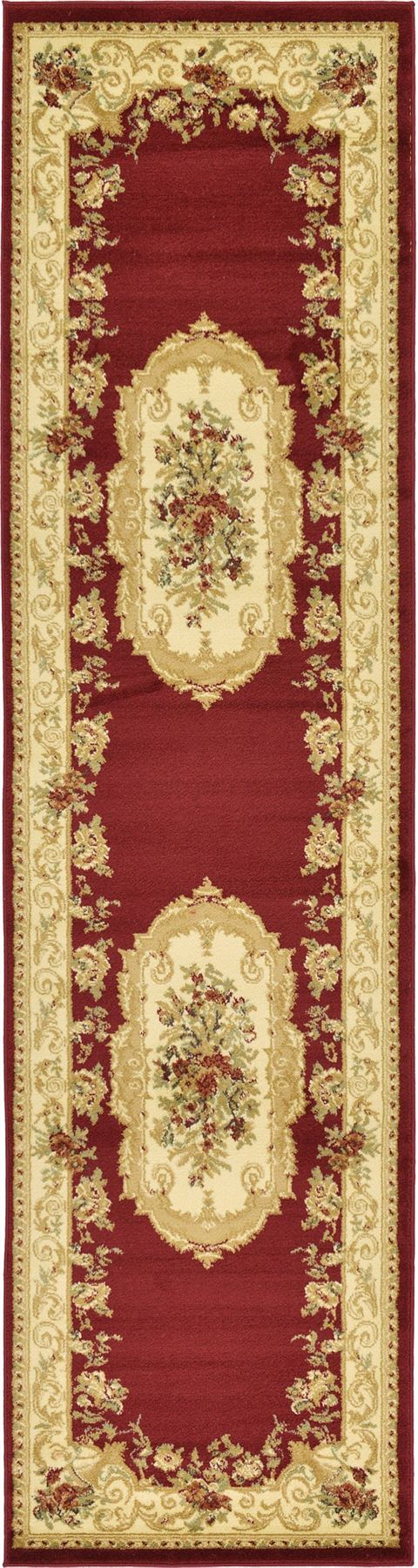 Oriental-Large-Area-Rug-Square-Traditional-Country-Round-Carpet-Medallion-Small thumbnail 51
