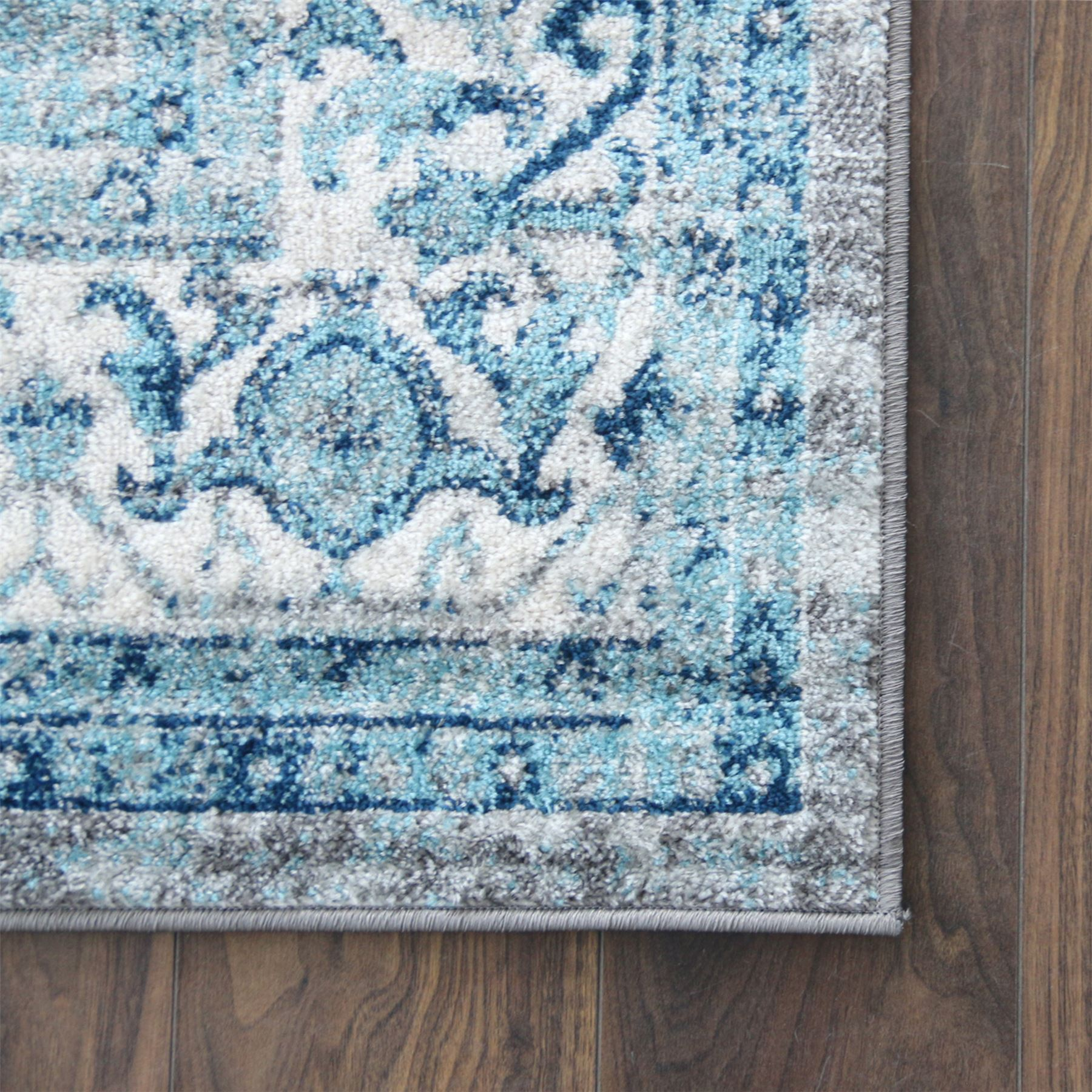 Large-Quality-Traditional-Area-Rug-Assorted-Persian-Floral-Designs-Carpet-Runner thumbnail 80