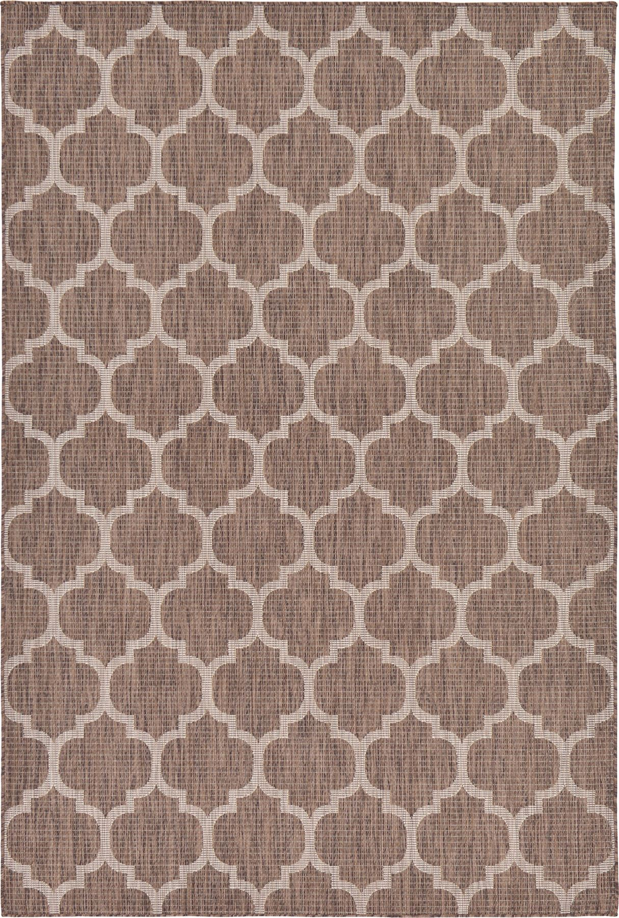 Modern Geometric Contemporary Moroccan Style Carpet Area Rug
