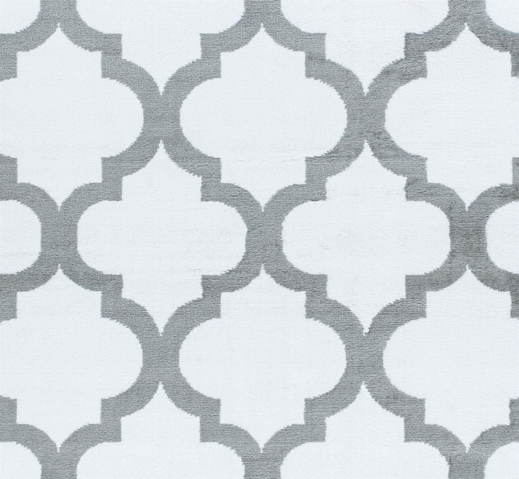 Nero-Rosso-Argento-Bianco-Viola-Moderno-Area-Tappeto-Traliccio-DESIGN-CUCINA-outdoorrug miniatura 33