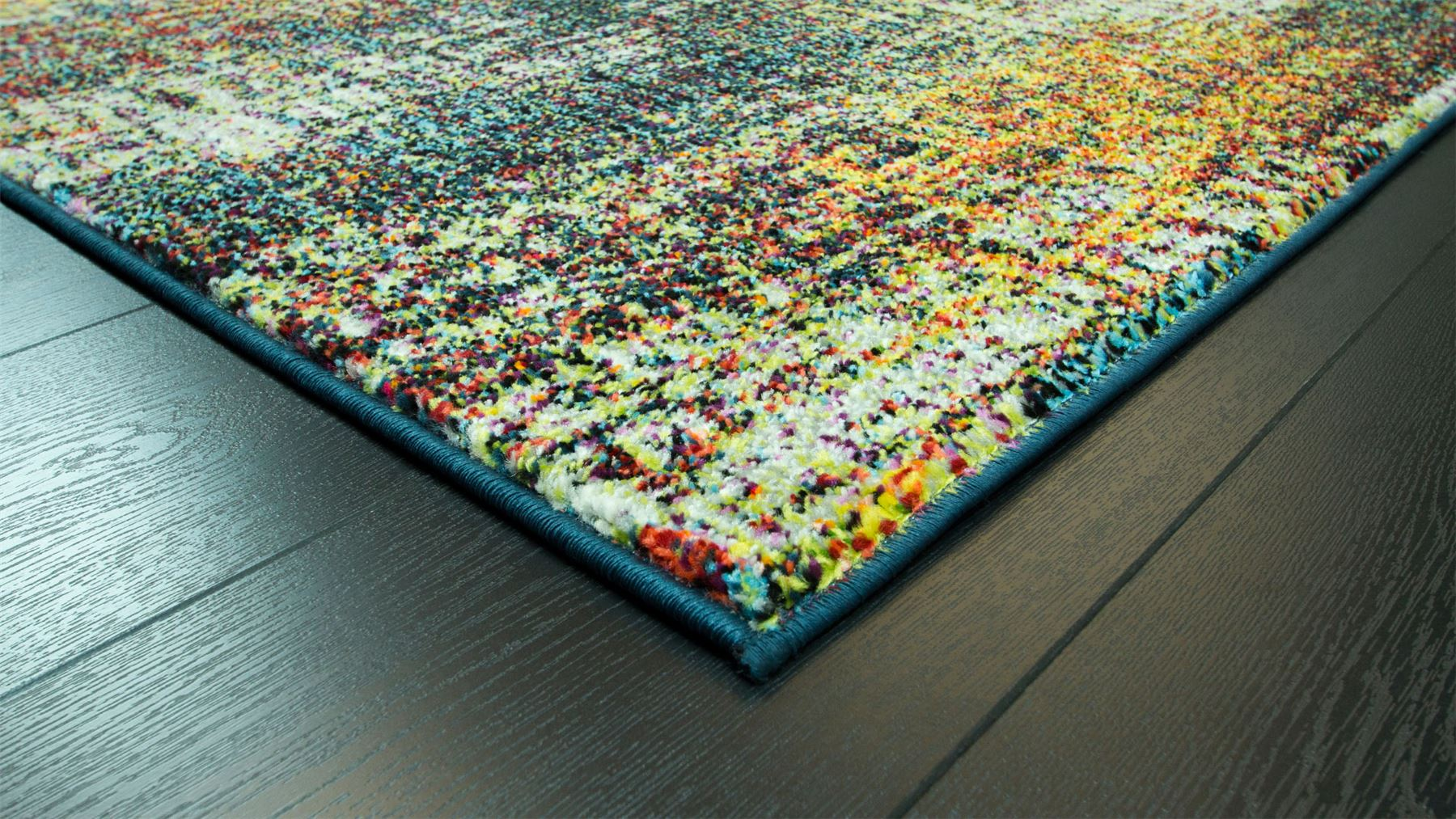 Details About Modern Design Area Rugs Contemporary Multi Colourful Rainbow Floor Area Carpets