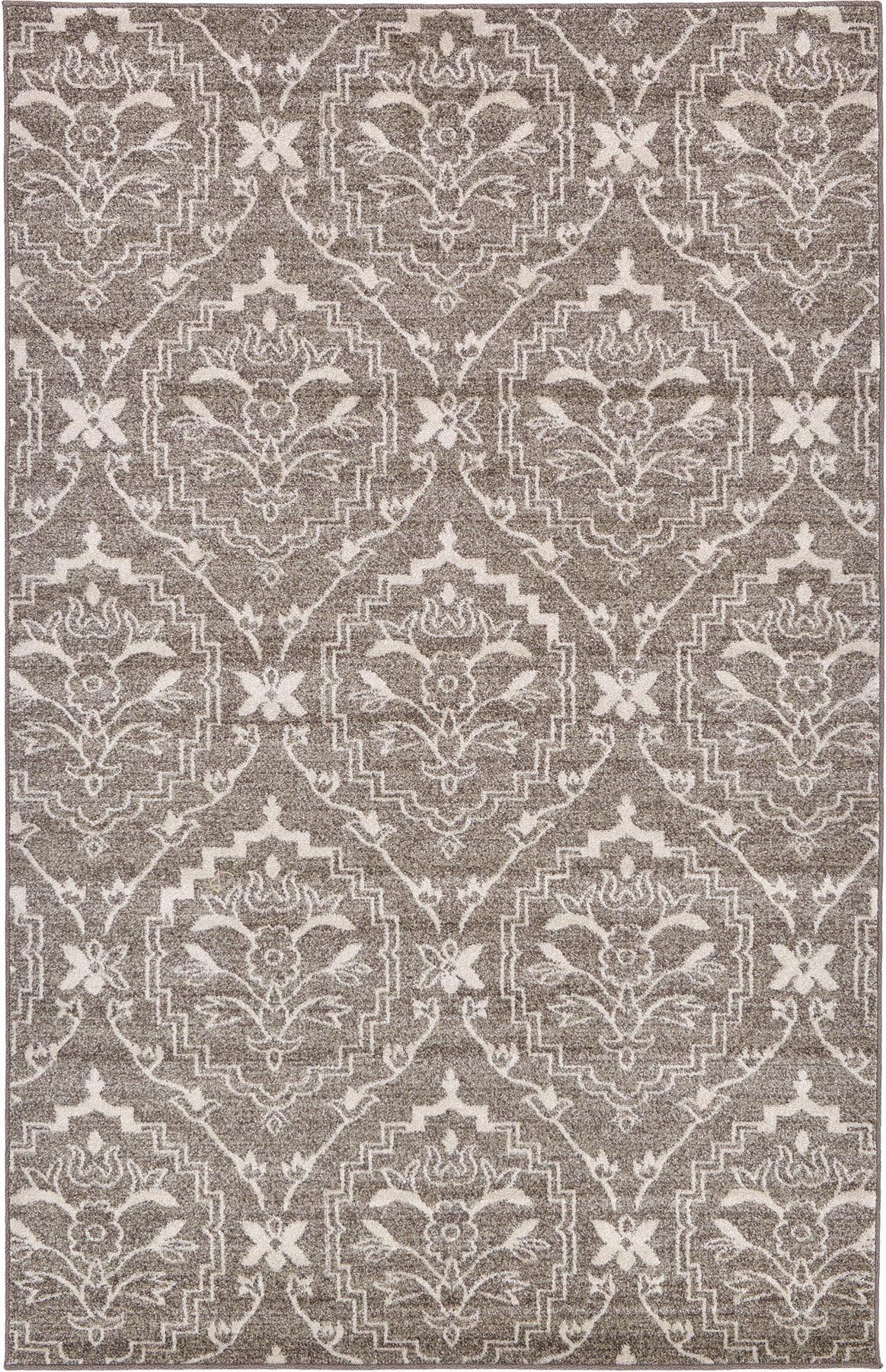 modern damask design rugs area rug floor rug contemporary carpet  - moderndamaskdesignrugsarearugfloorrug
