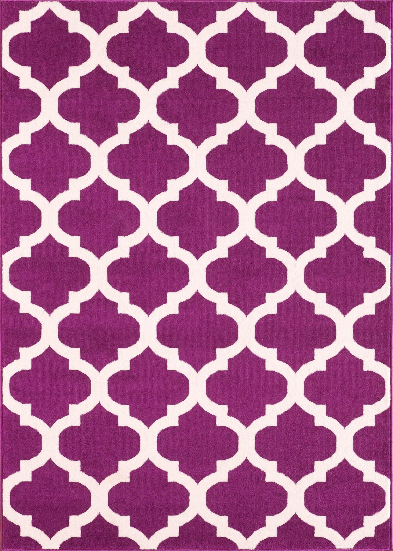 Nero-Rosso-Argento-Bianco-Viola-Moderno-Area-Tappeto-Traliccio-DESIGN-CUCINA-outdoorrug miniatura 8