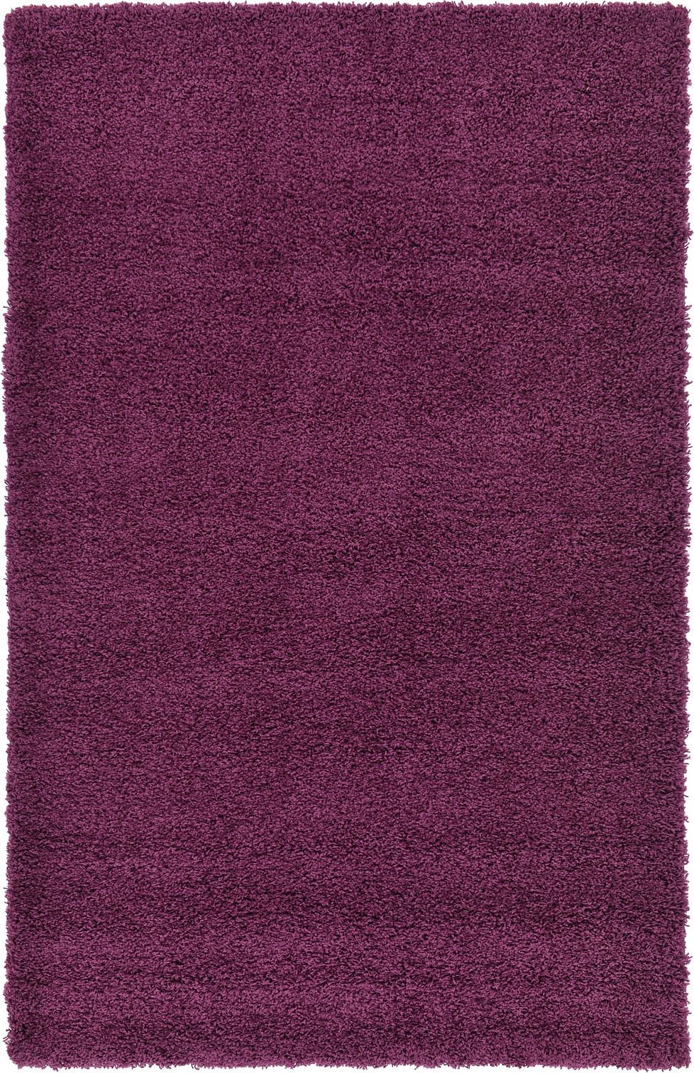 Modern large shag area rug contemporary small carpet red for Red area rugs contemporary