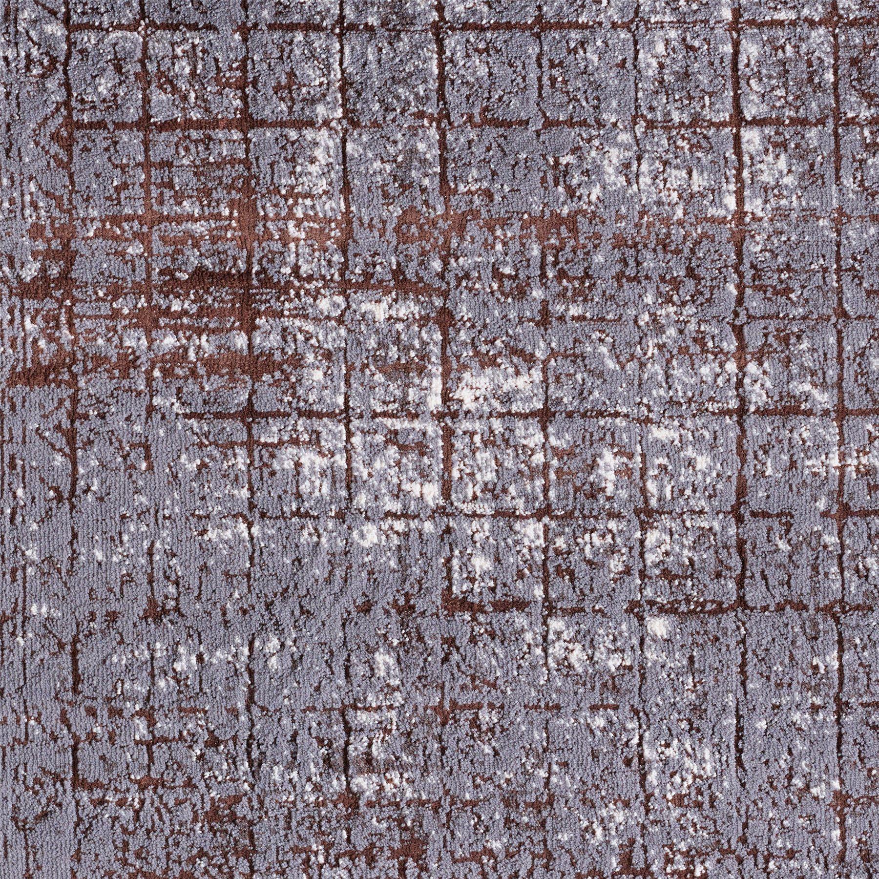A2Z-alcance-de-sombra-geometrica-comprobado-patrones-Alfombra-Vintage-Fade-Dormitorio-Alfombras-de miniatura 5