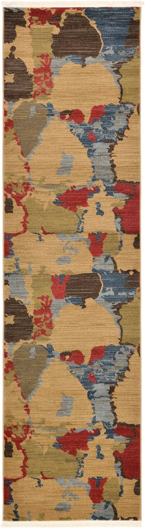 colorful area rugs modern multi color style area rug contemporary design 12630