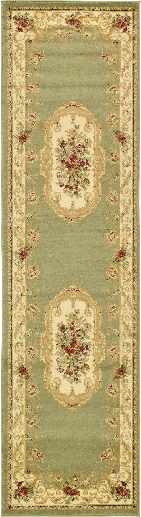 Oriental-Large-Area-Rug-Square-Traditional-Country-Round-Carpet-Medallion-Small thumbnail 30